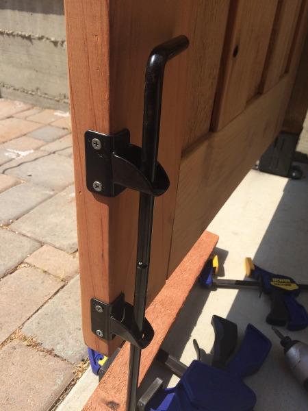 gate cane bolt
