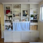 IKEA Hack 2: Besta Built-In Family Room TV Bookshelf