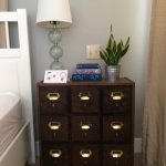 DIY Card Catalog from IKEA Rast