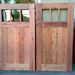 DIY Designing and Building A Redwood Craftsman Gate (for under $200)